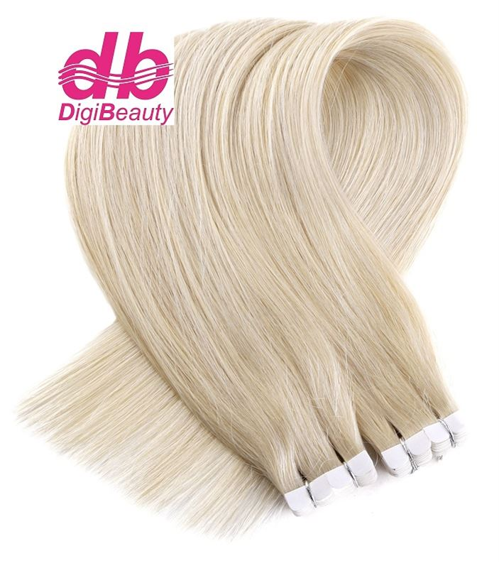 Sticker Hair Extensions 20 Pieces Digibeauty
