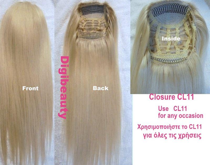 attraktiv und langlebig ausgewähltes Material das Neueste Hair pieces (Haarteile) | CL11-Glattes Haarteil für den ...